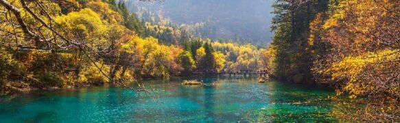 CINA: Valle del Jiuzhaigou