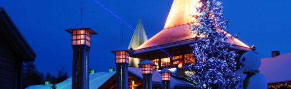 FINLANDIA: Rovaniemi – Villaggio di Babbo Natale